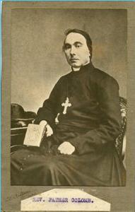 Fr John-Baptiste Colomb